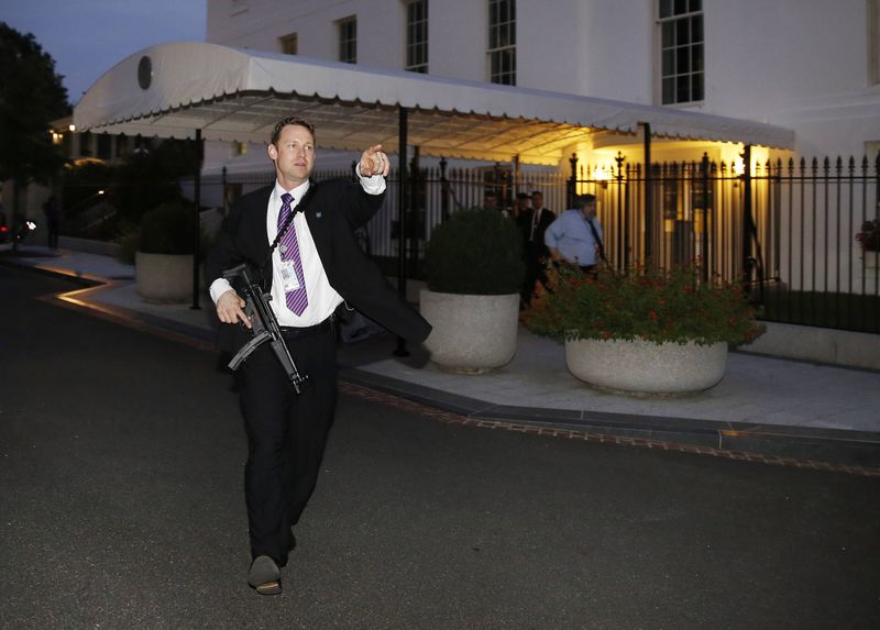 Secret Service Investigates After Man Jumps White House Fence, Reaches Doors