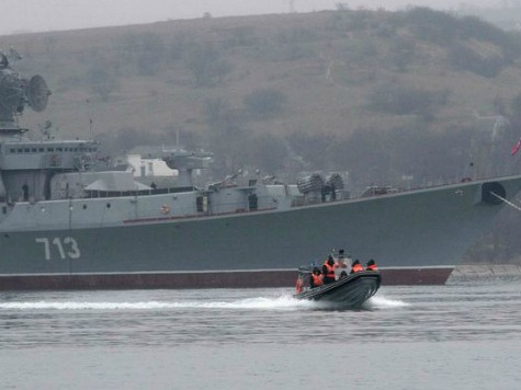 Russia Detains Lithuanian Fishing Vessel In International Waters
