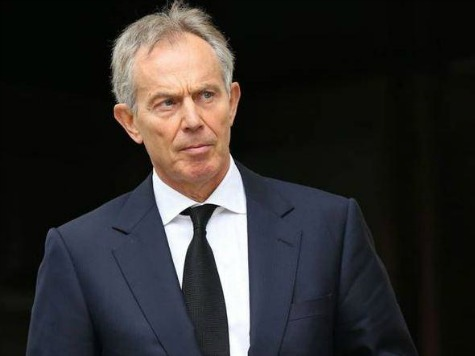 UN Envoy to Middle East Tony Blair's Evolving Take on Crushing Islamic State