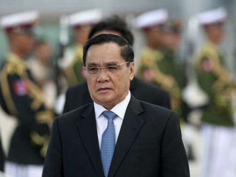 Laos Criminalizes Internet Criticism of the Government