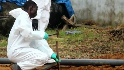 Ebola Response Too Little, Too Late?