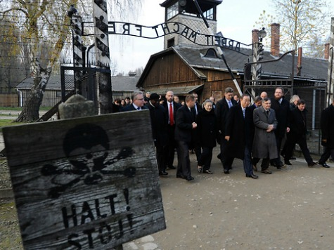 Vatican Donates 100,000 Euros for the Support of Auschwitz Memorial