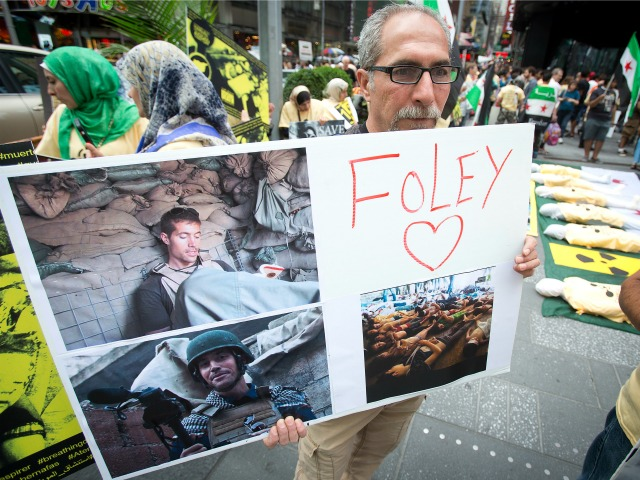 James Foley Photo Removed from Pamela Geller Anti-Islam Bus Ads