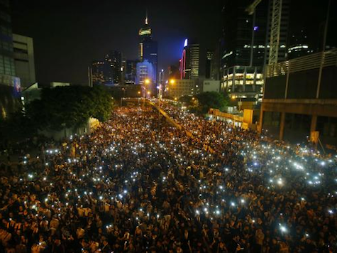 Hong Kong Protest Clashes Revive City's 'Triad' Reputation