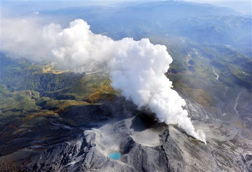 Luck, Instinct Determined Fates of Volcano Hikers