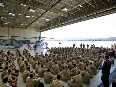 USMC to Deploy 2,100 Marines to Kuwait