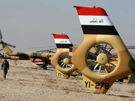 Report: Iraqi Pilots Accidentally Dropped Food, Ammunition to ISIS