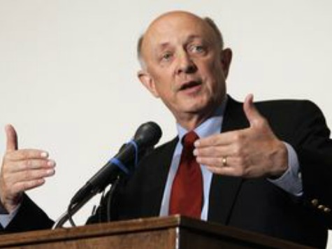 Exclusive–Former CIA Director Woolsey On Threats To America