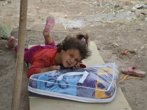 ISIS Attacks Leave Hundreds of Yazidi Children Orphaned