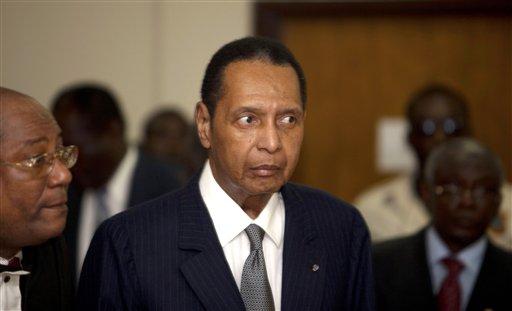 Ousted Haitian Dictator Jean-Claude Duvalier Dies