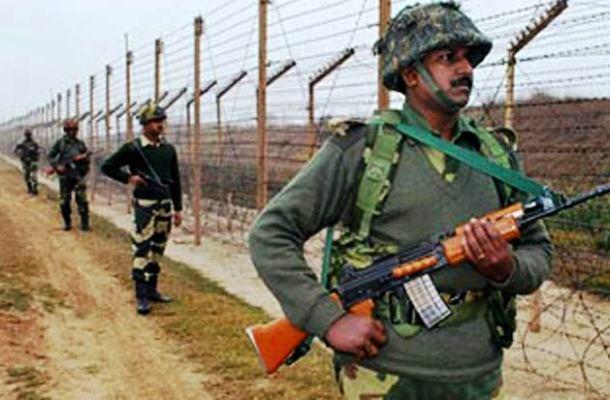 India, Pakistan Exchange Fire over Kashmir Border