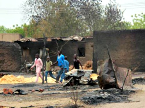 Boko Haram Destroys 185 Churches, Beheads Seven People in Borno