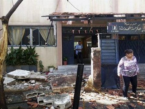 Syria Blasts at School Kill 32, Including 10 kids