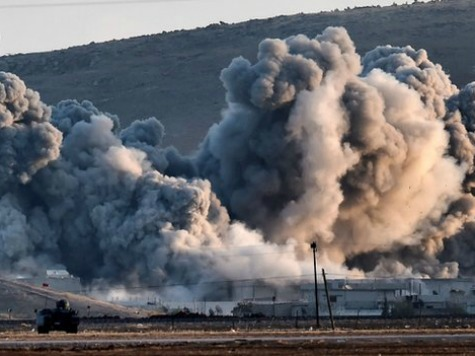 Britain, Turkey, Kurds: US-Led Airstrikes against ISIS Not Enough