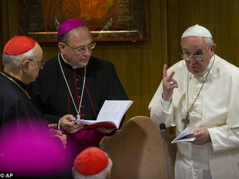 Gays 'Euphoric' as Vatican Finds Middle Ground in Tone Change