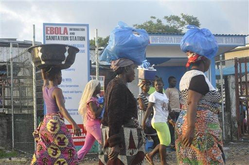 Liberia Nurses Threaten Strike over Ebola Pay