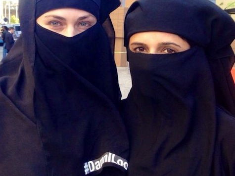 New York Artists' Niqab Hashtag Campaign Ignores Garment's Long History of Oppression