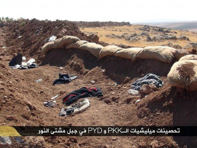 Report: Disturbing Photos Suggest Islamic State May Have Used Chemical Weapons Against Kurds in Kobane