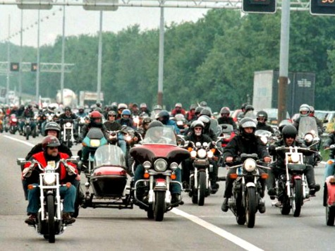 Netherlands Legalizes Dutch Biker Gang's Fight Against ISIS