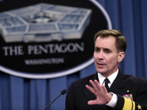 Pentagon: Difficult for Islamic State to Weaponize 'Toxic' Chemicals at Seized Compound