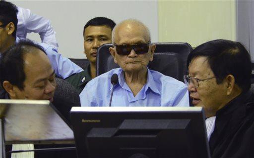 Cambodian Khmer Rouge Genocide Tribunal Begins