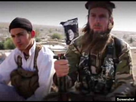 German Jihadist Threatens 'Filthy Merkel' in Latest ISIS Video