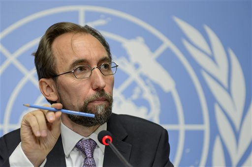 UN Rights Chief: World Underestimated 'Twin Plagues' Of Ebola, ISIS