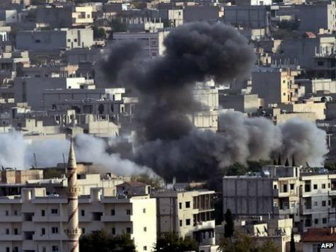 Pentagon: ISIS Tactics Around Kobane Allowed More Airstrikes
