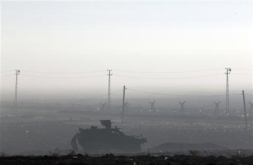 US-Led Strike Kills 8 in ISIS-Held Syria Town