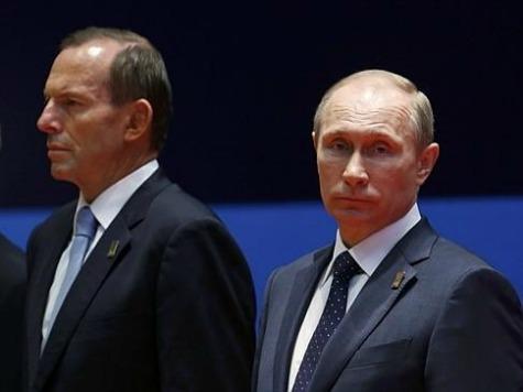 Poll: 3/5 of Australians Support PM Abbott's Plan to 'Shirt-Front' Putin on MH17