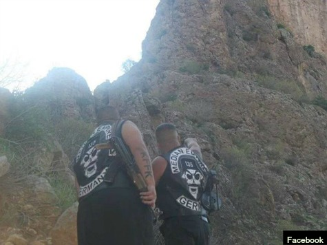 Dutch and German Biker Gangs Arrive in Kobani to Fight ISIS