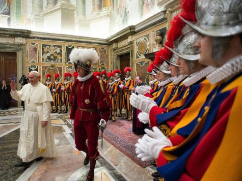 Swiss Guard Releases Cookbook of Popes' Favorite Dishes