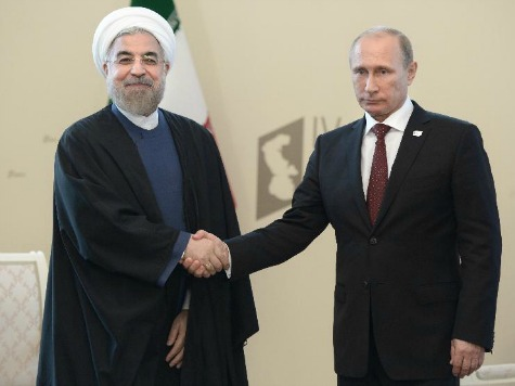 Report: Iran and Russia Join Forces against ISIS in Iraq