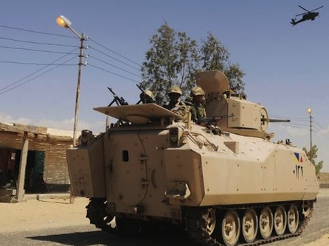 BBC: 29 Killed as Sinai Attacks Target Security Forces