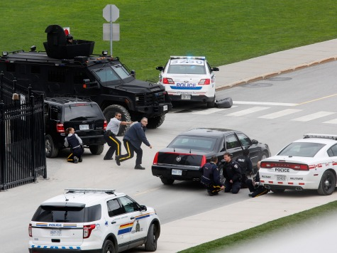 Ottawa Attacker Used Lever Action Rifle, Not a Semi-Automatic, Not an 'Assault Weapon'