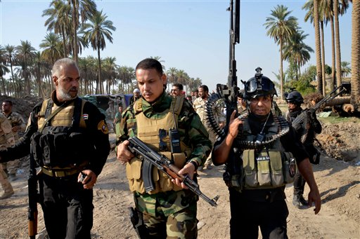 Suicide Attack Kills 24 People South of Baghdad