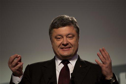 2 Pro-Europe Parties Leading Ukraine Vote