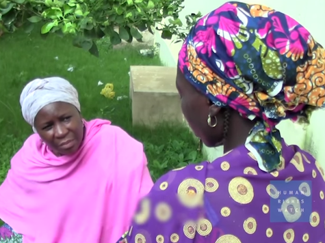 Nigerian Women Describe Boko Haram Abductions