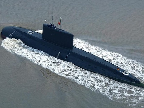 Chinese Submarine Fleet Makes First Known Trip to Indian Ocean