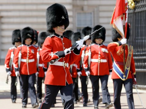 Buckingham Palace Adds 'Heavily Armed Security' after Ottawa Attack