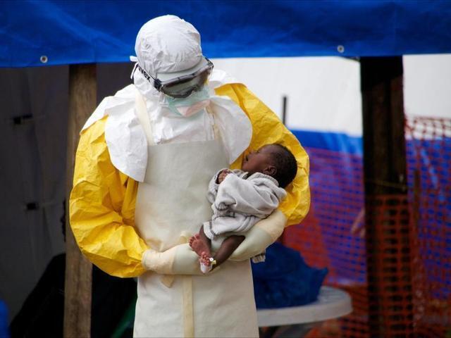 Two-Week-Old Baby Girl Survives Ebola in Sierra Leone