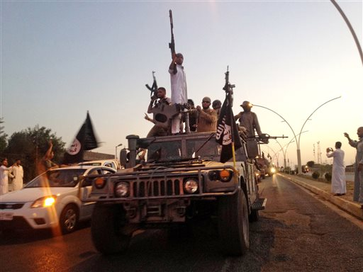 Islamic State Publicly Slaughters 50 from Sunni Iraqi Tribe