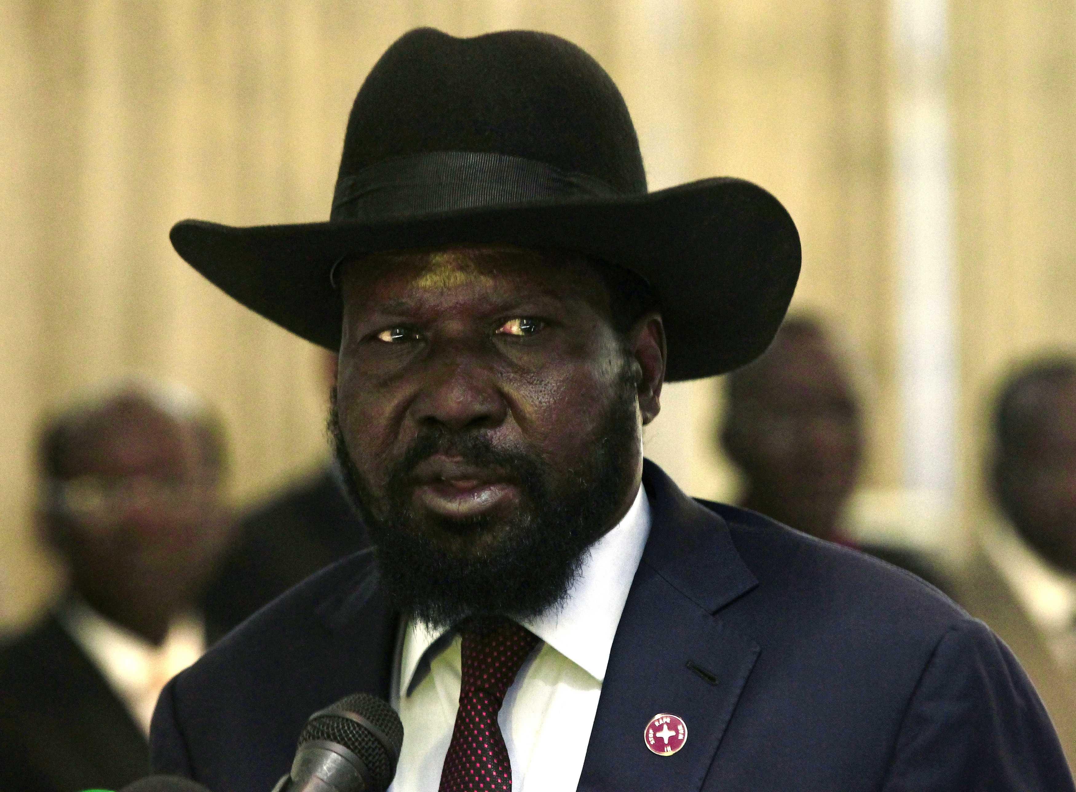 U.S. Announces It Will Propose U.N. Sanctions Regime for South Sudan