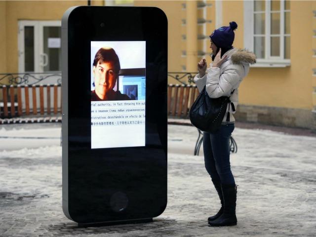 Russia Dismantles Steve Jobs Memorial Citing 'Gay Propaganda'