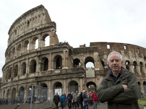 Fate of Roman Colosseum Ignites Heated Debate