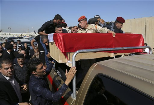 US Airstrikes Target Islamic State Leaders in Iraq