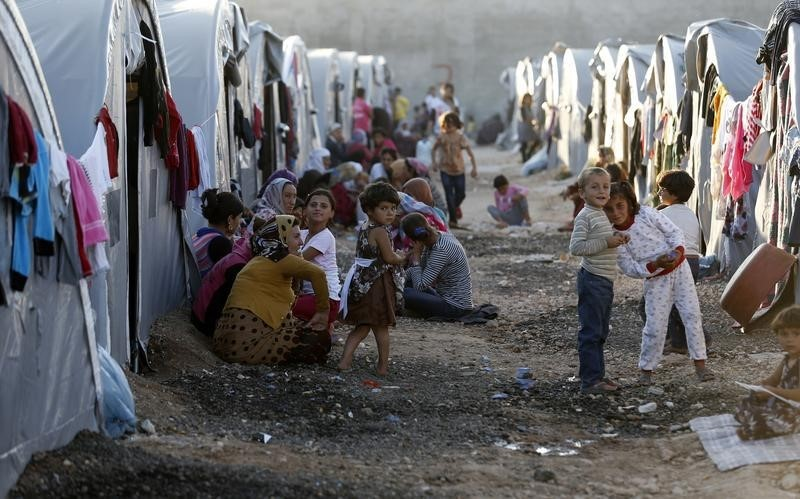 U.N. Says 13.6 Million Displaced by Wars in Iraq and Syria