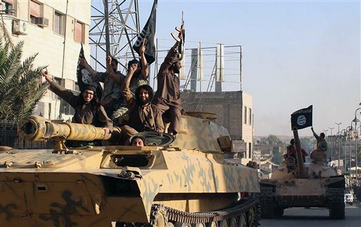 Report: ISIS, Al Qaeda Reach Agreement in Syria
