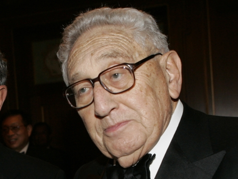 Kissinger: Israel Should Not Seek 'Permanent' Peace Now