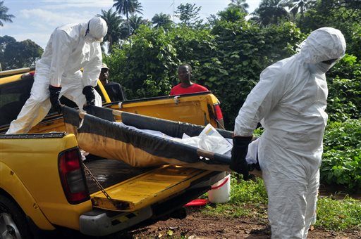 Liberia President to End Ebola State of Emergency